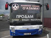 Продам городской низкопольный автобус Foton BJ6121C6MJB