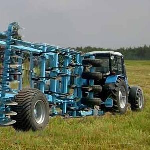 Агрегат   многофункциональный почвообрабатывающий АМП-5