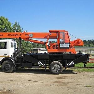 Автокран 25 тонн Углич КС-45726-3 МАЗ-5337А2(4х2) NEW