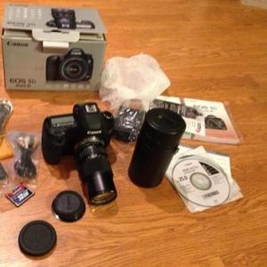 Canon EOS 5D Mark III Kit 24-105mm объектив