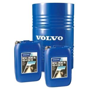 Моторное масло для дизельного двигателя 10W40 и 15W40 VOLVO