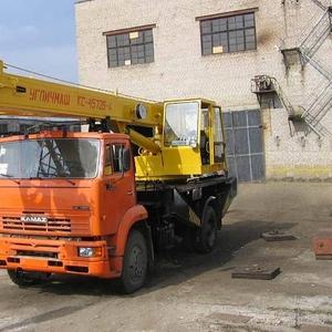 Автокран 16 тонн Углич КС-3577-3К КамАЗ-53605(4х2)  NEW
